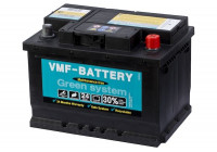 VMF Calcium SMF 12V 60Ah