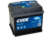 Exide Accu Excell EB442 44 Ah