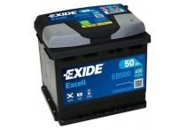 Exide Accu Excell EB500 50 Ah