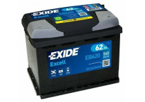 Exide Accu Excell EB620 62 Ah