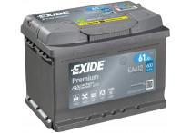 Exide Accu Premium EA612 61 Ah