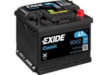Exide Classic Accu EC412 41Ah
