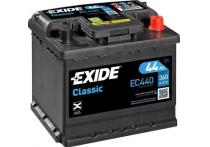 Exide Classic Accu EC440 44Ah