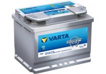 Varta Accu Silver Dynamic AGM D52 60 Ah