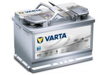 Varta Accu Silver Dynamic AGM E39 70 Ah