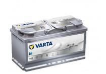 Varta Accu Silver Dynamic AGM G14 95 Ah