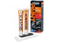 Quixx Scratch Remover (25 g de vernis / 25 g de finition / 2 chiffons / 4 papiers de verre)