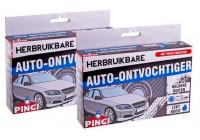 Forfait Advantage 1 + 1 déshumidificateur automatique Pingi 300gr