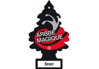 Désodorisant Arbre Magique 'Sport'