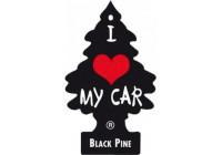 Désodorisant Arbre Magique Black Pine