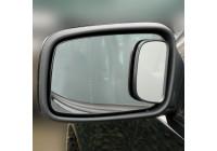 Miroir d'angle mort 83 x 47mm.