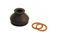 Womi Fuseekogelhoes 35x13mm Pu-Ring 25 stuks 5511686 Womi