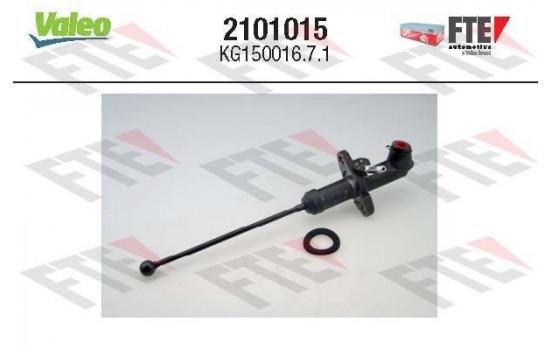 Hoofdcilinder, koppeling 2101015 Valeo