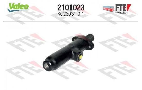Hoofdcilinder, koppeling 2101023 Valeo