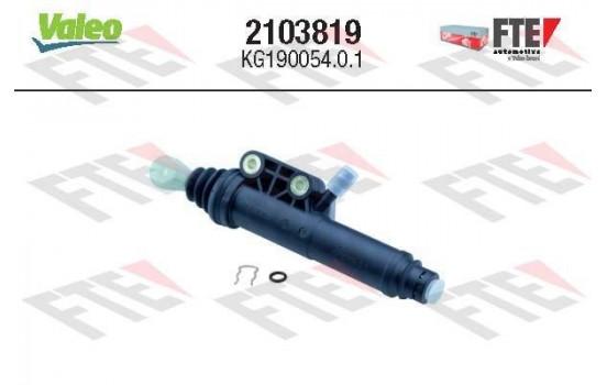 Hoofdcilinder, koppeling 2103819 Valeo
