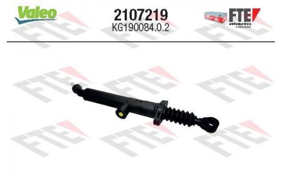 Hoofdcilinder, koppeling 2107219 Valeo