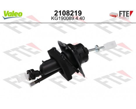 Hoofdcilinder, koppeling 2108219 Valeo