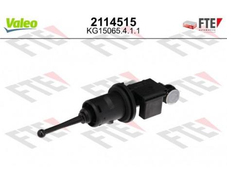 Hoofdcilinder, koppeling 2114515 Valeo, Afbeelding 2