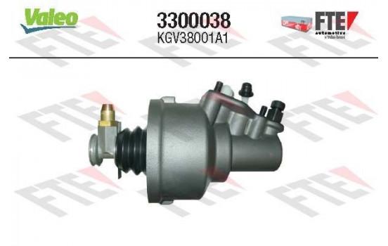 Hoofdcilinder, koppeling 3300038 Valeo