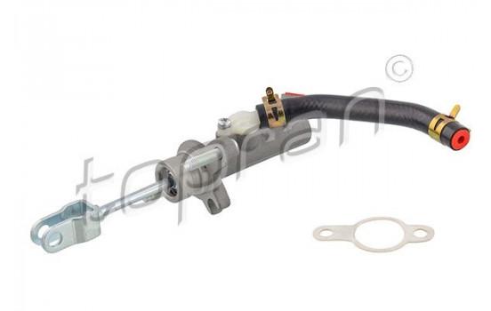 Hoofdcilinder, koppeling