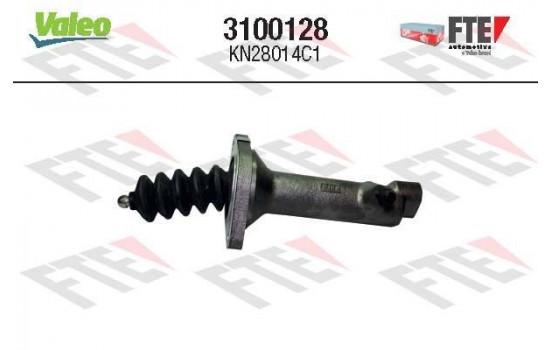 Hulpcilinder, koppeling 3100128 Valeo