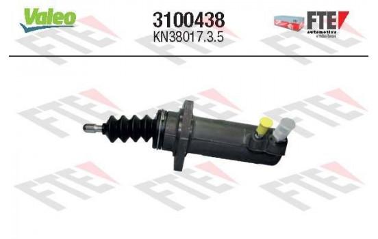Hulpcilinder, koppeling 3100438 Valeo