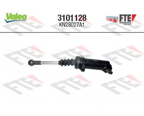 Hulpcilinder, koppeling 3101128 Valeo