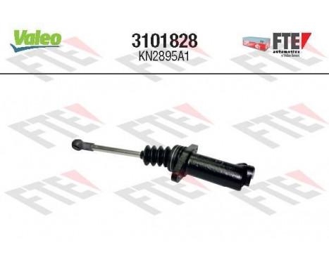 Hulpcilinder, koppeling 3101828 Valeo