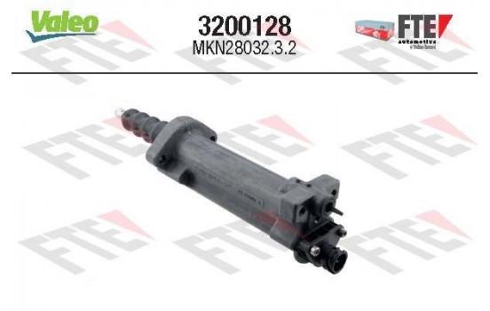 Hulpcilinder, koppeling 3200128 Valeo