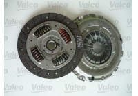 Clutch service kit ford focus 1.8 tdci