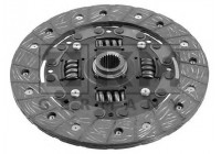 Clutch disc - seat vag