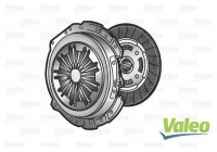 Clutch kit 2p vw tiguan (07>)