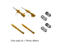 KONI Sport kit Audi A3/Seat Altea/Skoda Octavia/Volkswagen Golf V, veerpootdiameter 55mm, voor-as ge