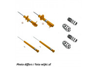 KONI Sport kit Mercedes C-Klasse W204 Seda 2007-2013n, voor-as gewicht v.a.1021kg 30mm (1140-0762)