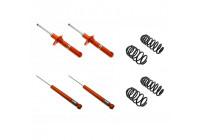KONI STR.T kit Audi A3,Seat Altea,Skoda Oct.,Volkswagen Golf V, veerpootdiameter 50mm, voor-as gewic