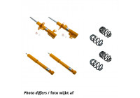 KONI Sport kit VW Golf VII Variant/incl. GTD/excl. DDC/4-Motion/R voor 55 mm veerpoten, voor-as gewi