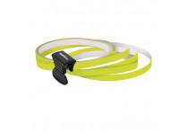 Foliatec PIN Striping voor velgen incl. montage hulpstuk - neon geel - 4 strips 6mmx2,15meter & 1 te