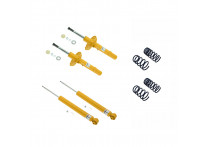 Koni Sport kit Audi A3 (8V) Cabrio 50mm veerpoot & multilink as achter, voor-as gewicht tot 1010 kg,