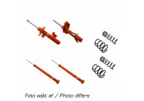 KONI STR.T kit Audi A6 (4B) Sedan Quattro, voor-as gewicht v.a. 1116kg (1120-7972)