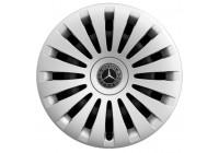 Wieldoppenset Mercedes-Benz Vito 17 inch