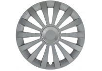 Wieldoppenset Meridian Ring Zilver 15 Inch