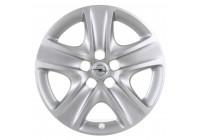 Wieldoppenset Opel Zafira 17 inch