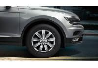 Wieldoppenset Volkswagen 17 inch