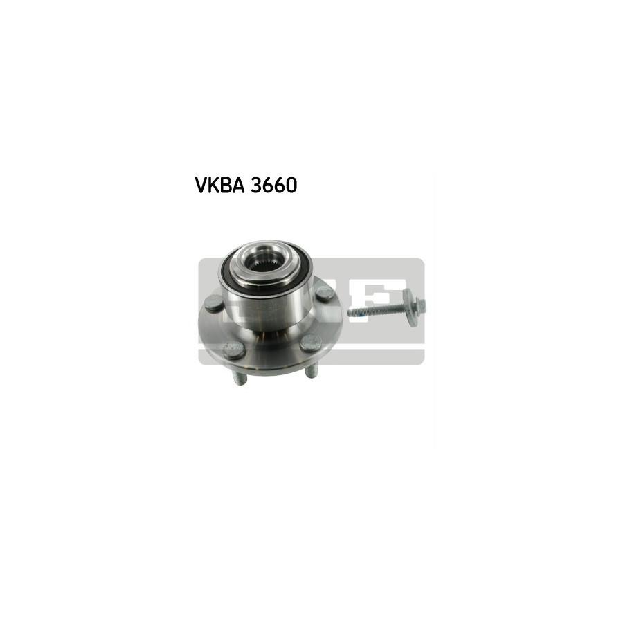 SKF VKBA 6585 Radlagersatz für FORD