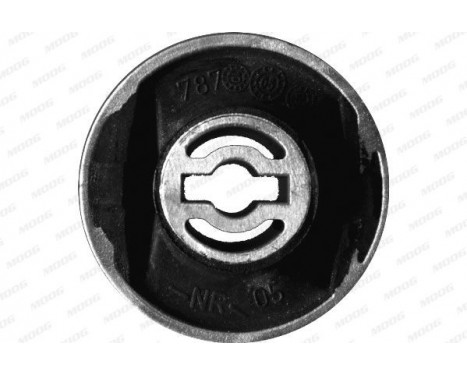 Draagarmrubber OP-SB-6992 Moog, Afbeelding 2