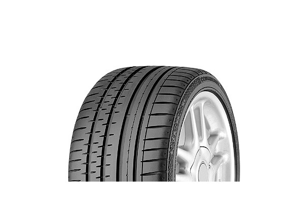 Continental SportContact 2 285/30 R18 93Y FR