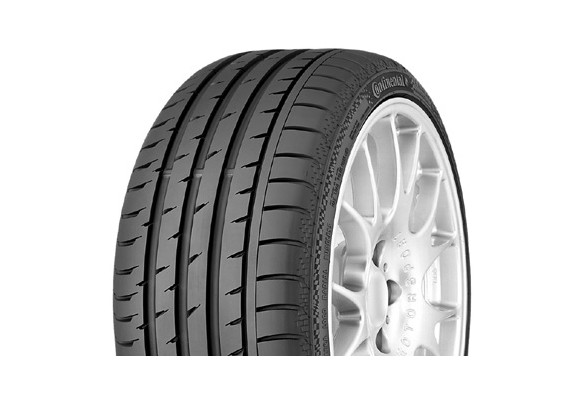 Continental SportContact 3 205/50 R17 89V FR