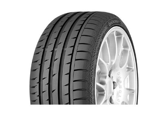 Continental SportContact 3 255/40 R17 94Y FR