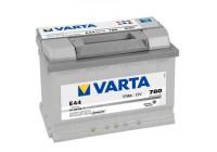 Batterie de démarrage SILVER dynamic