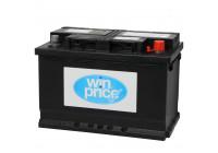 Winprice Batterie 74 Ah WP57412